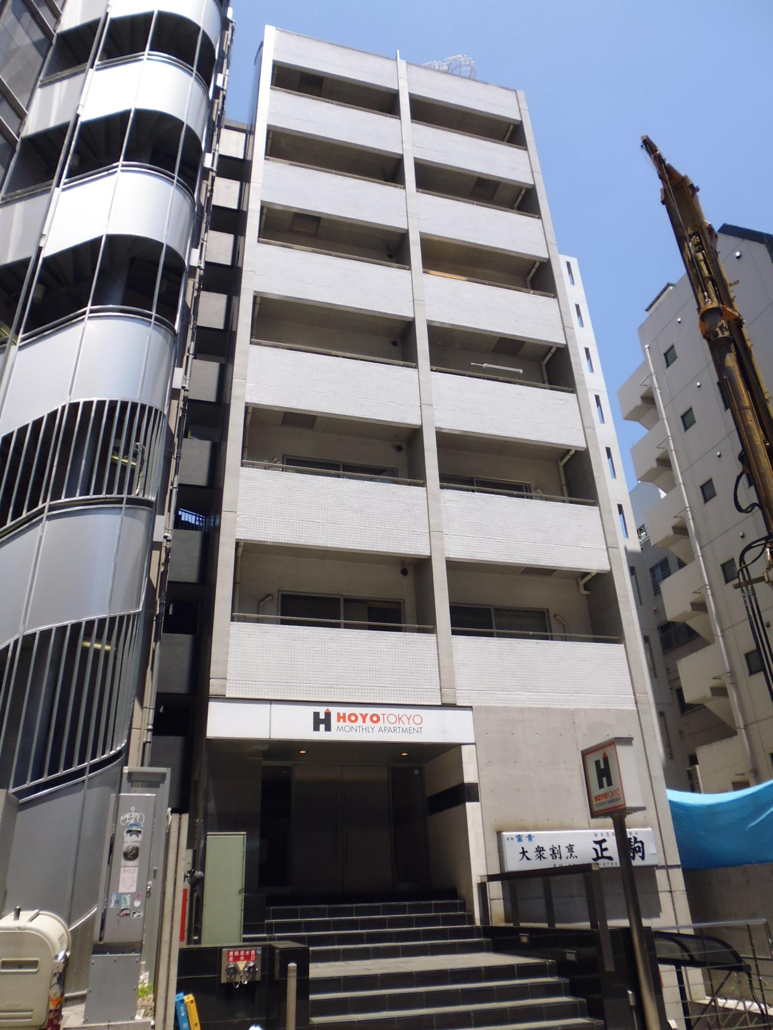 ホーヨー東京レジデンス赤坂3丁目 902号室