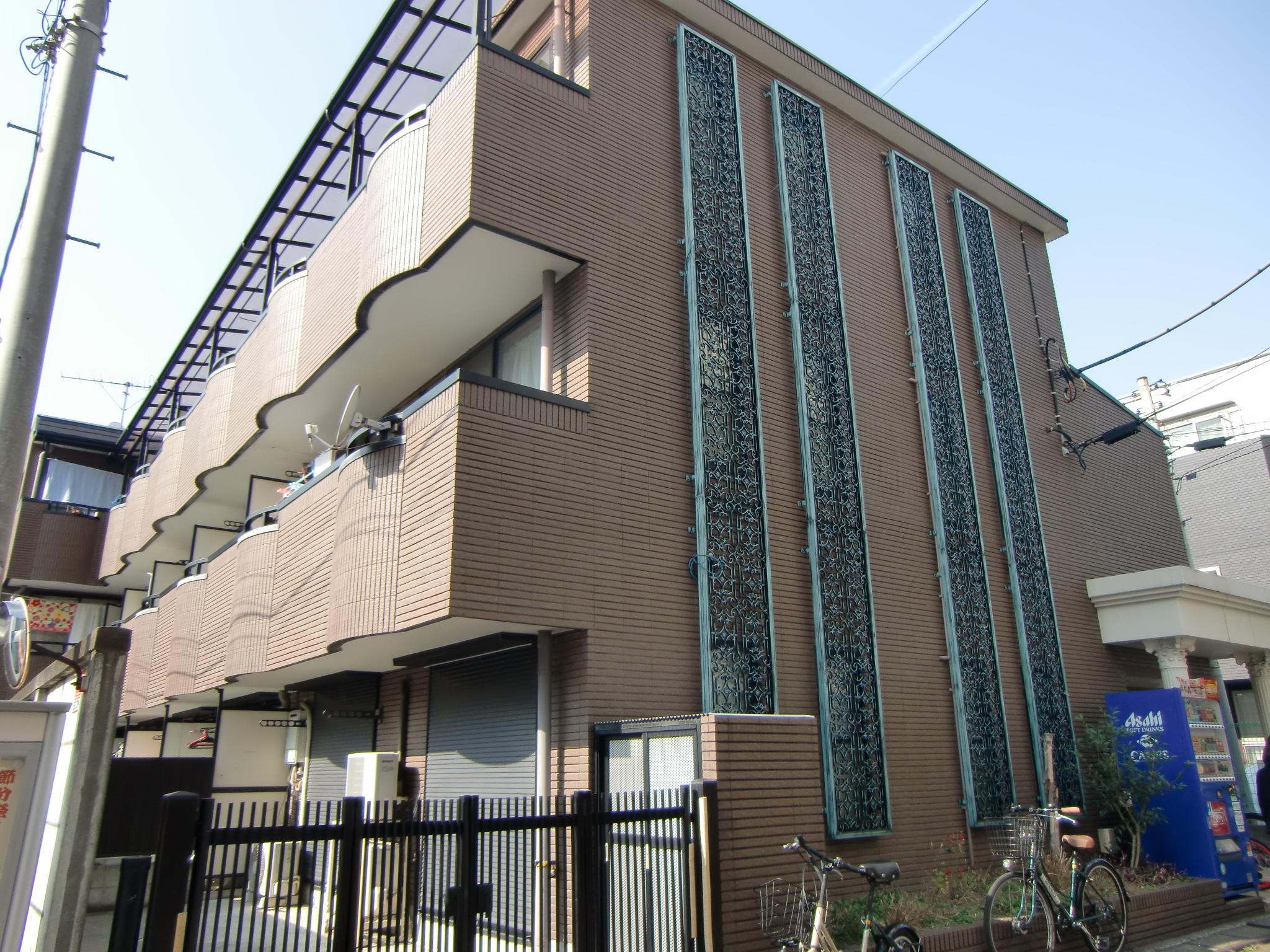 ホーヨー東京レジデンス四谷3丁目 105号室